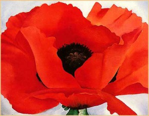 red_poppy_GOKeefe