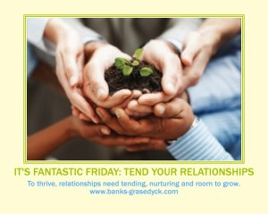 Fantastic Friday: Relationships